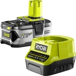 Ryobi 18V ONE+ 4.0Ah Battery and Fast Charger Pack $83.40 @ Bunnings