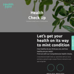[VIC] Free Health Check Up (valued at $159) @ HealthMint Medical Centre (Cranbourne North)