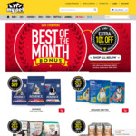 Take A Further 10% off Best-Selling Sale Items + Free Delivery over $49 @ My Pet Warehouse