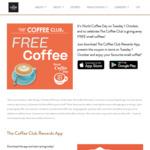 Free Small Coffee (via Rewards App) @ The Coffee Club