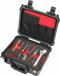ToolPRO Safe Case Tool Kit - 28 Pieces for $30 Instore or Free Click and Collect Only @ Supercheap Auto