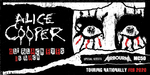 [SA, VIC, NSW, QLD] Alice Cooper $66.60 (Save up to 56%) + Booking Fees @ Lasttix
