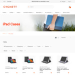 "50% off Cygnett 9.7"" iPad Cases $24.98 + Shipping (Free over $50 Spend) @ Cygnett"