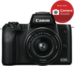 Canon M50KIS M50 Mirrorless Camera 15-45mm Lens Kit $678.40 + Delivery (Free C&C) @ The Good Guys eBay