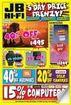 """Sony KD75X8500G 75"""" LED/LCD TV $2495 @ JB Hi-Fi"""