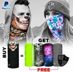 Buy 1, Get 4 Free Face Shields $20 USD (~$30 AUD) + $8-$55 USD Shipping @ SA Co