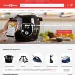 Tefal Cook4Me+ Magic Multicooker $249 ($150 off) with Free Delivery @ Tefal Shop
