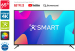 "Kogan Smart LED TV - 65"" $699, 58"" $599, 55"" $479, 50"" $459.99, 40"" $299.99 Delivered @ Kogan"