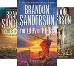 [Kindle eBook] Brandon Sanderson - Stormlight Archive Books 1-3 $2.99 USD (~ $4.41 AUD) each at Amazon US