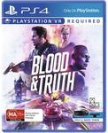 [PSVR] Blood & Truth - $19 + $1.69 Shipping @ JB Hi-Fi