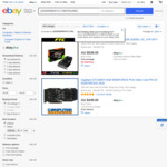 GIGABYTE GeForce RTX 2060, 6GB GDDR6, OC, 3YR WTY $431.20, MSI GeForce GTX 1660TI VENTUS XS 6G OC $368 Delivered @ FTC eBay