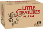 Little Creatures Pale Ale 330ml - $36 Per Carton (24 Single Bottles) C&C @ BWS (Usually ~ $70)