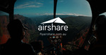 Helicopter, Skydiving & Plane Experiences - Discounted Xmas Deals (from $59) @ AirShare