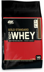 Optimum Nutrition Gold Standard 100% Whey Protein Powder 4.5kg Size for $114 Delivered + $15 Store Credit @ AminoZ