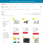 Up to 70% off Toys & Tech @ Australia Post + Free Delivery
