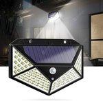 100 LED Solar Powered Garden Lamp $13.76 Delivered via GearBest