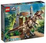 LEGO Jurassic World Jurassic Park T-Rex Rampage (75936) $319 Delivered @ Target
