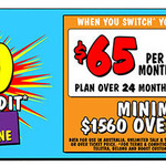 Telstra $65/Pm for 24 Months /W 80GB & $700 Credit Towards a Phone (Port in & New Services, in-Store Only) @ JB Hi-Fi