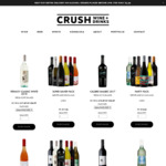 20% off Sitewide @ Crush Wine & Drinks