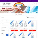 [Pre Order] Hand Sanitiser 980ml $18 (or 3 litre for $50) + $9.95 Shipping @ Toymate