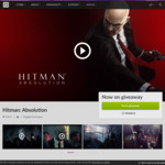 [PC] Free - Hitman Absolution @ GOG