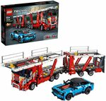 LEGO Technic Car Transporter 42098 Building Kit - $135 Delivered (RRP $269.99) @ Amazon AU