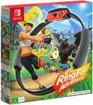 [Switch] Ring Fit Adventure $119 @ Big W or Big W eBay (Free Plus Delivery)