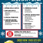 [VIC] $8.50 Winter Takeaway Dishes @ Cơm Tấm Cần Thơ (Sunshine)