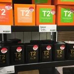 [VIC] 75% off Selected T2 Tea eg Matcha $10.49, Was $41.95 @ David Jones (Malvern Central)