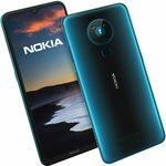 Nokia 5.3 64GB/4GB (Android One) $205.51 (Cyan - Sold Out) $206.32 (Sand) + Shipping (Free with Prime) @ Amazon UK via AU