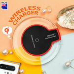 Ultra Qi Wireless Charger Pad for iPhone/Samsung $6.99 Shipped @ utekpacific via eBay
