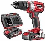 Ozito PXC Brushless Hammer Drill Kit $99 @ Bunnings