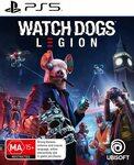 [PS5, Pre Order] Watch Dogs Legion $68, Yakuza $73.99 Delivered @ Amazon AU, Fortnite The Last Laugh $39 + Delivery @ Big W