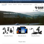 20% off All RAM Mounts - Black Friday / Cyber Monday Deal @ Modest Mounts