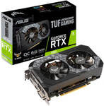 ASUS TUF Geforce RTX 2060 OC 6GB $399 (+$15 delivery)  @ PC Case Gear