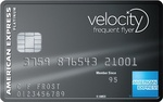 American Express Velocity Platinum: 90,000 VFF Points + $300 Statement Credit ($375 Annual Fee) @ Point Hacks