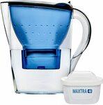 Brita Marella 2.4L Blue Jug with 1 Bonus Filter $38 Delivered @ BRITA via Amazon AU