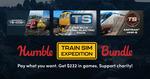 [PC] Humble Train Sim Expedition Bundle - $1.29/$8.01 (BTA)/$15.52 @ Humble Bundle