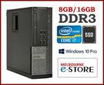 [Refurb] Dell Optiplex 9020 SFF i7-4770 8GB NEW 240GB SSD Win10Pro $349 Delivered @ melbourne-estore eBay