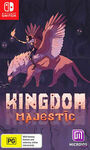 [Switch] Kingdom Majestic Limited Edition $22.95 Delivered @ The Gamesmen eBay