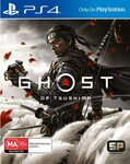 [PS4] Ghost of Tsushima $54.95 Delivered @ Amazon AU