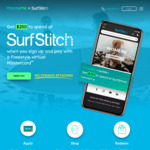 Up to $250 Credit Back at Surf Stitch When You Pay with Freestyle Virtual Mastercard (within 30 Days of Approval) @ MoneyMe