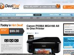 Canon Pixma MG4160 All in One - $99 Free Delivery + $25 giftcard via redeem