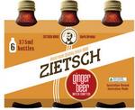 Zietsch Ginger Beer 375mL 6PK $1.79 (Save $4.20) @ Coles (Selected Stores)