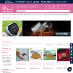 Up to 80% off RRP - Thumbs Up Quirky Gifts & Gadgets from $3 + Delivery (Free C&C Sydney) @ Peter's of Kensington