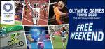[PC, XB1] Free to play weekend: Steam: Olympic Games Tokyo 2020 + Battlefield 1/XB1: Cobra Kai + Battlefield 1  - Steam/MS Store
