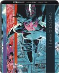 Ghost in The Shell (1995) 4K + BR + DGTL $15.12 + Delivery ($0 with Prime & $49 Spend) @ Amazon US via Amazon AU