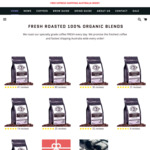 30% off Airjo Coffee Bean Blends (eg Enterprise Blend 1kg $27.97) + Free Express Delivery @ Airjo Coffee Roasters