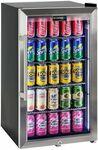 Schmick Outdoor Triple Glazed Alfresco Bar Fridge w/ Led Strip Lights $735.30 + 50% off Shipping Fee @ Home Appliances Plus