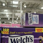 Welch's Halloween Fruit Snacks 2.24kg (160x14g) $19.99 (Was $23.99) in-Store @ Costco (Membership Required)